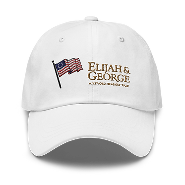 E&G Logo with Flag Hat