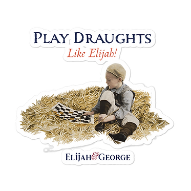 Play Draughts stickers