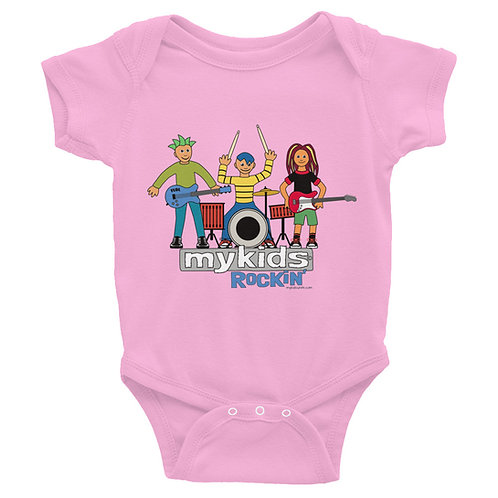 Rockin MyKids Infant Bodysuit