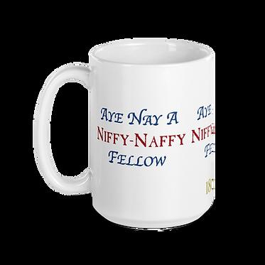 Niffy Naffy Mug