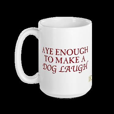Dog Laugh Mug