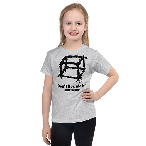 Don't Box Me In Short sleeve kids t-shirt
