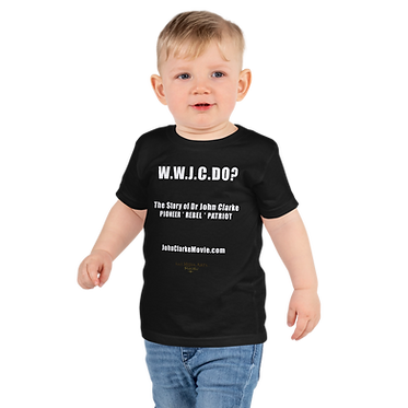 WWJCD? Unisex kids t-shirt