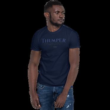 Unisex Basic TShirt-Thumper Two