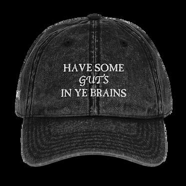 Guts Brains Cap
