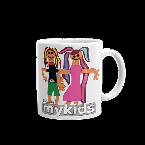 MyKids Friends Tuesday Mug