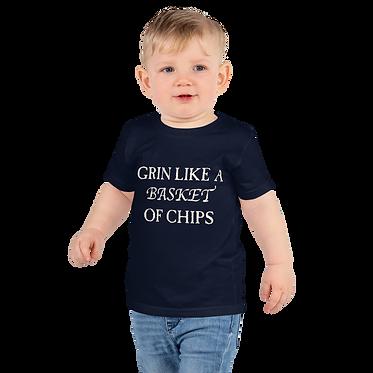 Unisex Kids TShirt-Grin