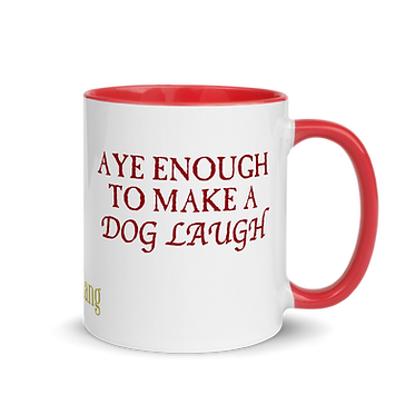 Dog Laugh Mug