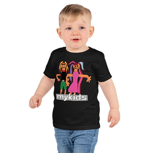 MyKids Friends Tuesday Short sleeve kids t-shirt