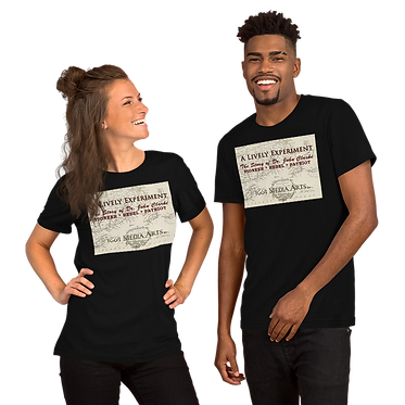 Colonial Map Unisex T-Shirt