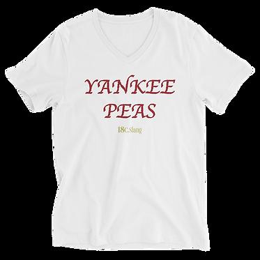 Unisex V-neck-Peas