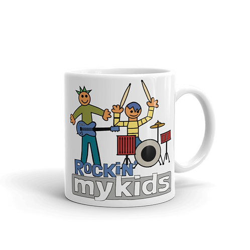 Rockin MyKids Mug