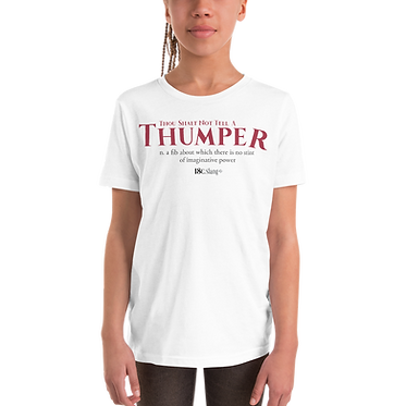 Youth Unisex TShirt-Thumper One
