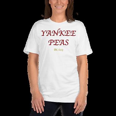 Unisex Jersey TShirt-Peas