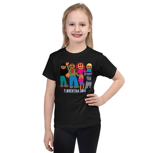 MyKids Friends Short sleeve kids t-shirt