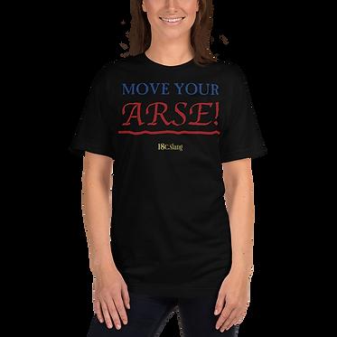 Unisex Jersey Shirt-Arse