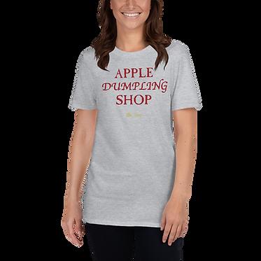 Women's Basic TShirt-Apples