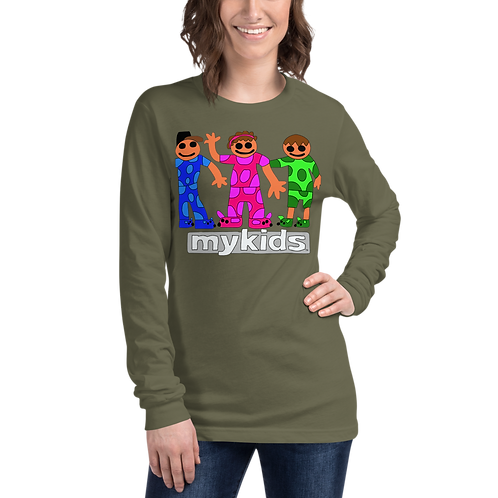 Pajama Kids Unisex Long Sleeve Tee