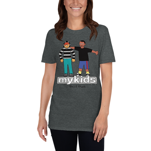 MyKids Best Buds Short-Sleeve Unisex T-Shirt