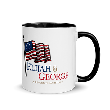 E&G Logo with Flag Mug