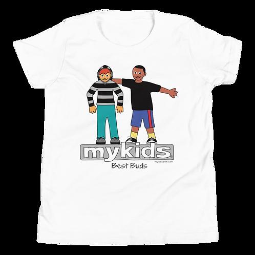 MyKids Best Buds Youth Short Sleeve T-Shirt