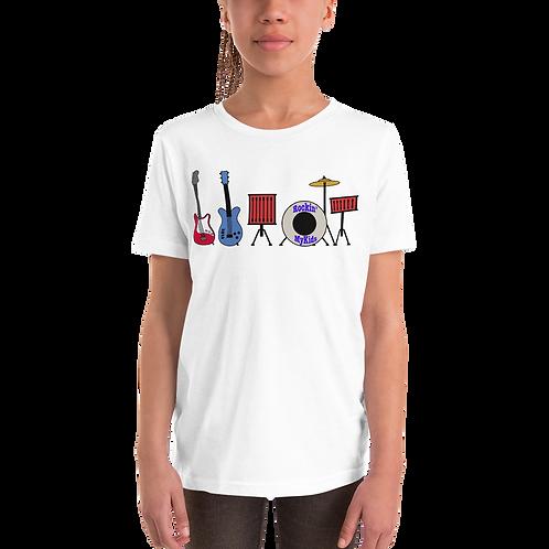 Rockin MyKids Instruments Youth Short Sleeve T-Shirt