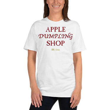 Women's Jersey TShirt-Apple Dumpling