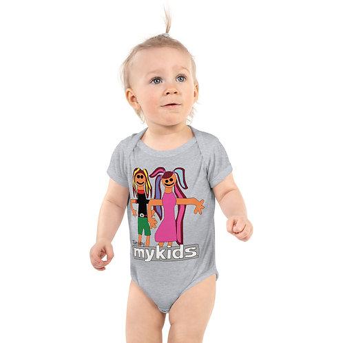 MyKids Friends Tuesday Infant Bodysuit