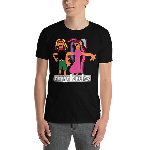 MyKids Friends Tuesday Short-Sleeve Unisex T-Shirt