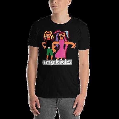 MyKids Friends Tuesday Short-Sleeve Unisex T-Shirt