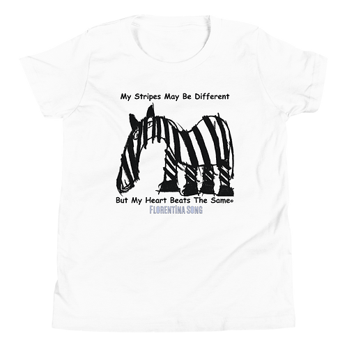 Original Stripes Youth Short Sleeve T-Shirt