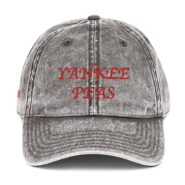 Yankee Peas Cap