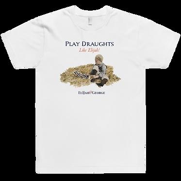 Unisex Jersey TShirt-Play Draughts Like Elijah