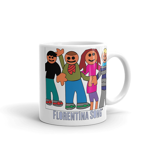 MyKids Friends Mug