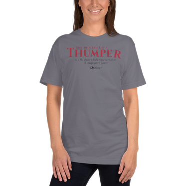 Unisex Jersey TShirt-Thumper One