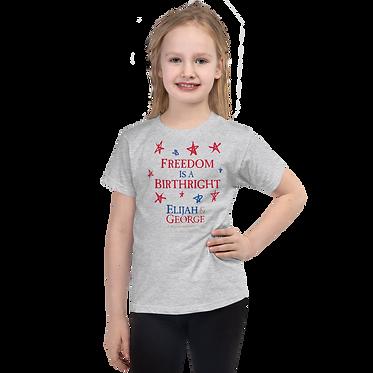 Unisex Kids TShirt-E&G Patriotic