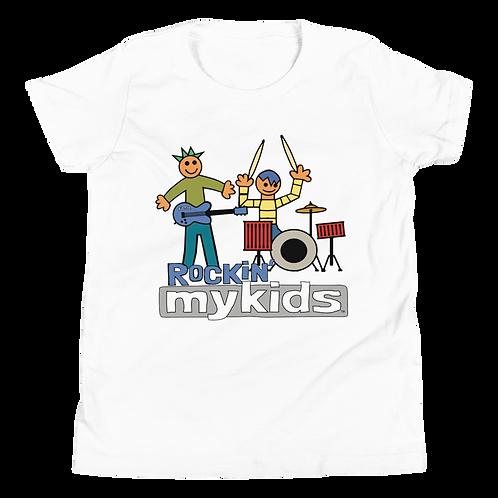 Rockin MyKids Friends Youth Short Sleeve T-Shirt