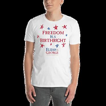 Unisex Basic TShirt-E&G Patriotic