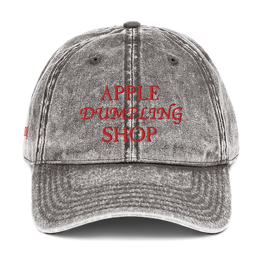 Apple Dumpling Cap