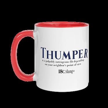 Thumper Two Mug