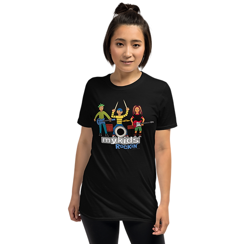 Rockin MyKids Short-Sleeve Unisex T-Shirt