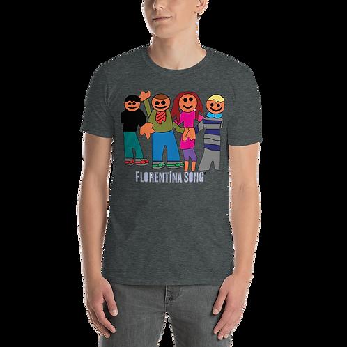 MyKids Friends Short-Sleeve Unisex T-Shirt