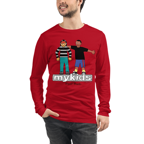 MyKids Best Buds Unisex Long Sleeve Tee