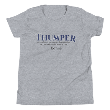 Youth Unisex TShirt-Thmper Two