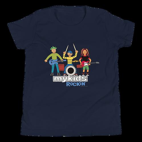 Rockin MyKids Youth Short Sleeve T-Shirt