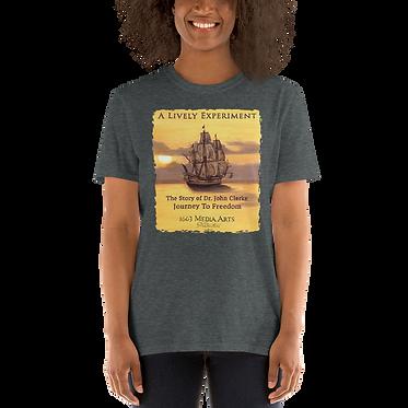 Colonial Ship Unisex T-Shirt