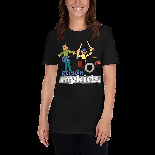 Rockin MyKids Friends Short-Sleeve Unisex T-Shirt