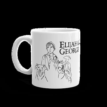 E&G Poster Sketch Mug