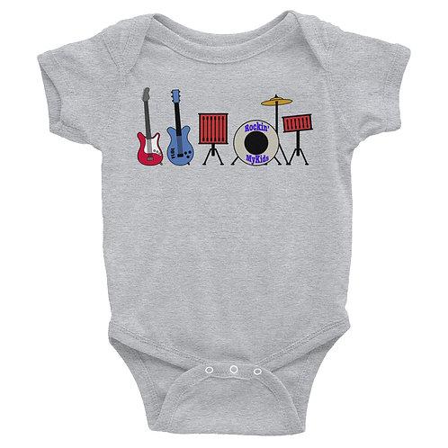 Rockin MyKids Instruments Infant Bodysuit