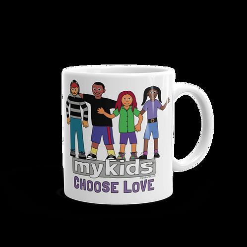 MyKids Unite Choose Love Mug